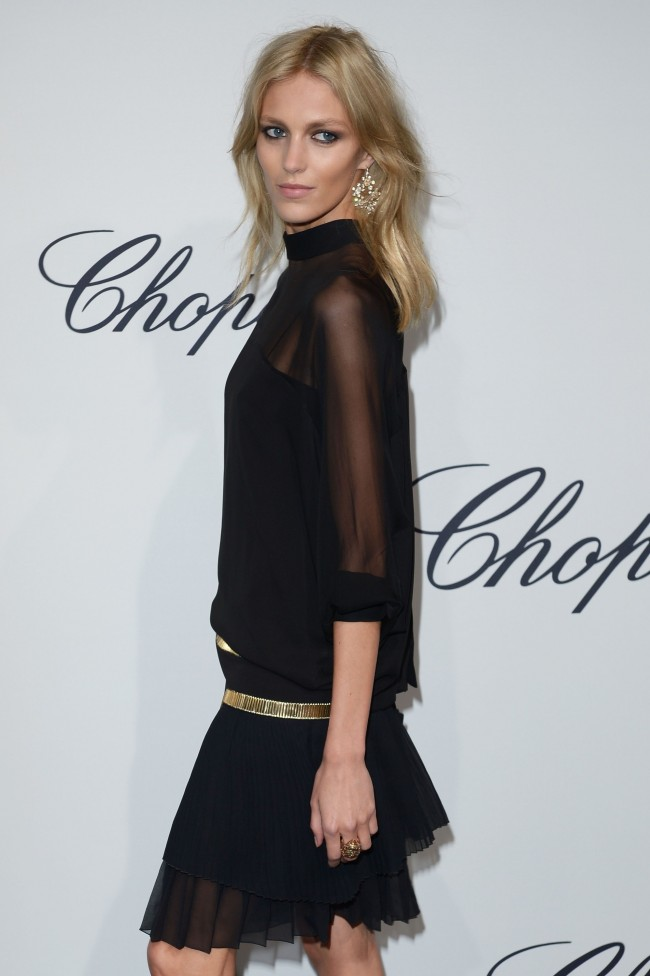 www.lamodellamafia.com-Anja-Rubik-in-black-and-gold-Gucci-at-the-Chopard-Mystery-Party-during-the-65th-annual-2012-Cannes-Film-Festival-4