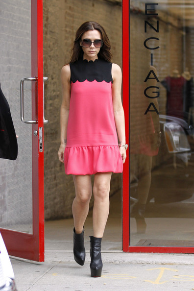 Victoria+Beckham+Dresses+Skirts+Baby+Doll+XG330dee-xZl