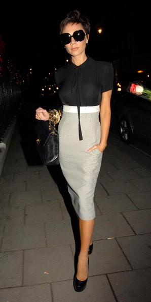 Victoria+Beckham+Dresses+Skirts+Day+Dress+WxMdNbb9z5zl