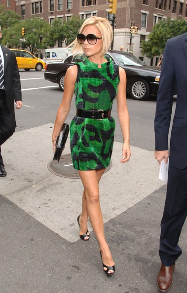 Victoria+Beckham+Dresses+Skirts+Print+Dress+ZyQV6pjvvR2l