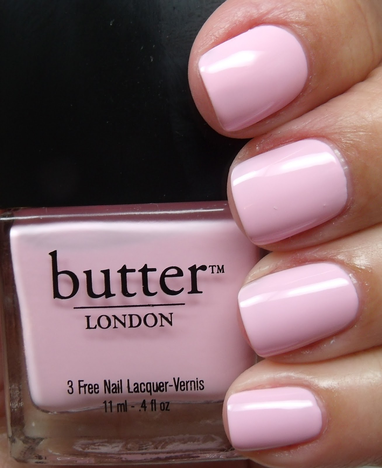 Butter London Piece Of Cake Swatch