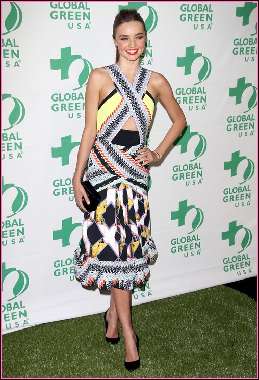 Global Green USA 10th Annual Pre Oscar Party in Hollywood