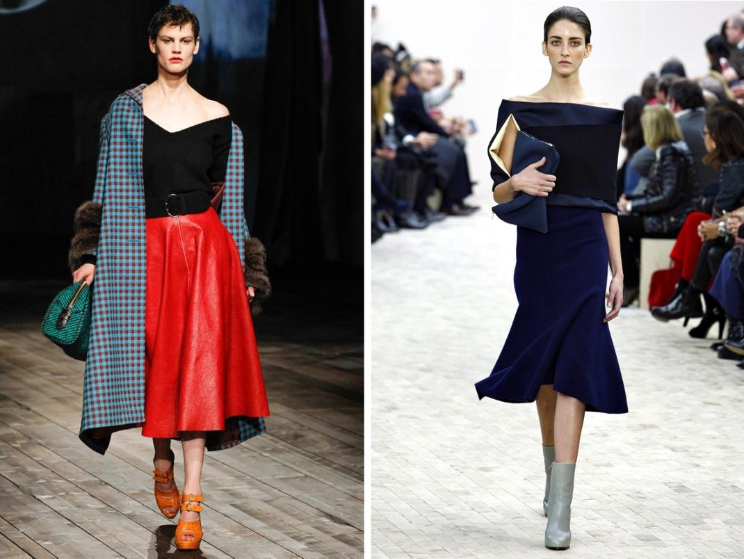 midi-skirt-fall-13-14-trend-celine-pradawww.asia.marie-france.com