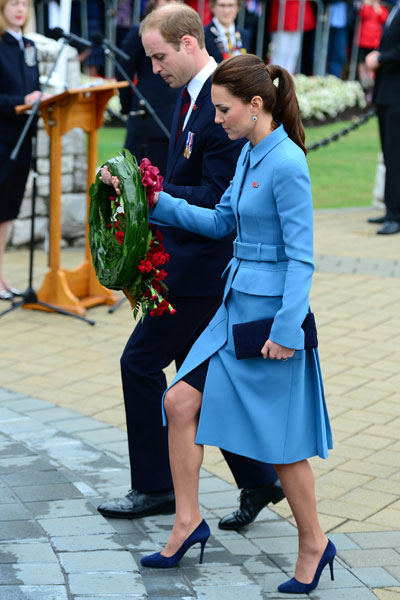 1397112767_kate-middleton-4,-alexander-mcqueen,-blue,-new-zealand,-royal-tour,-prince-william,-war-memorial-service