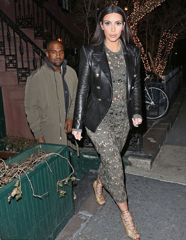 kim-kardashian-was-a-guest-on-late-night-with-seth-meyers-tuesday-night-she-left-her-tribeca-apartment-wearing-a-fall-2013-rachel-roy-dress-paired-with-1690