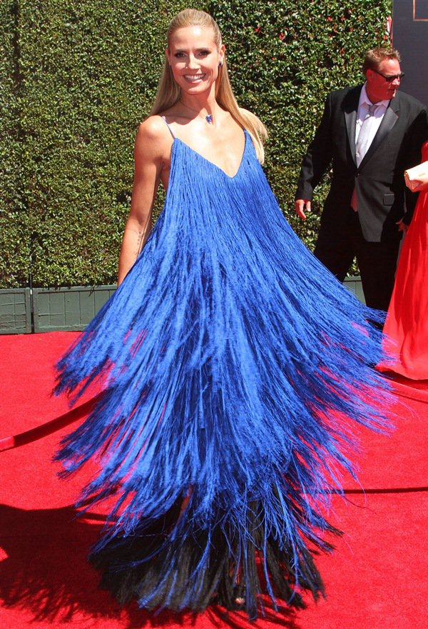 Heidi-Klum-Fringe-Dress3