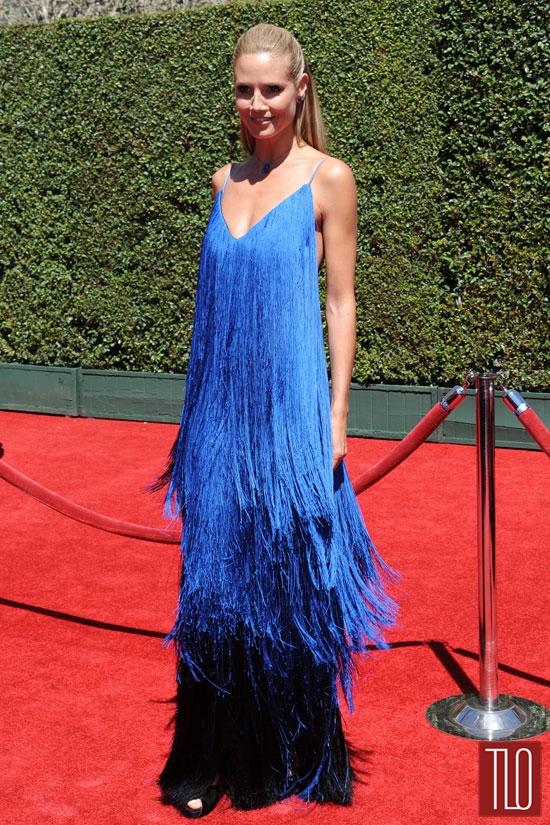Heidi-Klum-Project-Runway-Contestant-Sean-Kelly-2014-Creative-Arts-Emmy-Awards-Red-Carpet-Tom-Lorenzo-Site-TLO-2