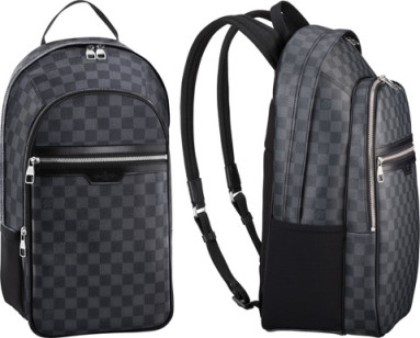 Louis-Vuitton-Michael-damier-graphite-canvas-backpack1-383x308